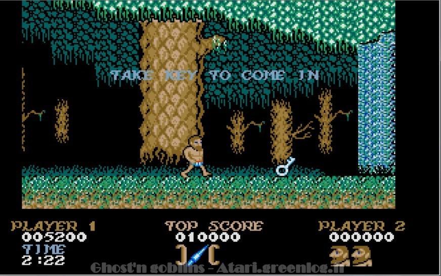 Ghosts'n Goblins : Impression d'écran 12