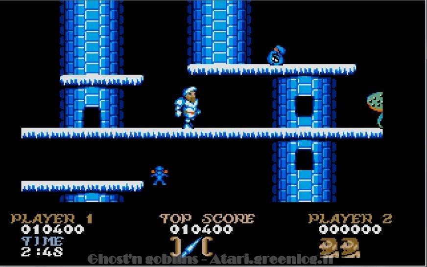 Ghosts'n Goblins : Impression d'écran 14