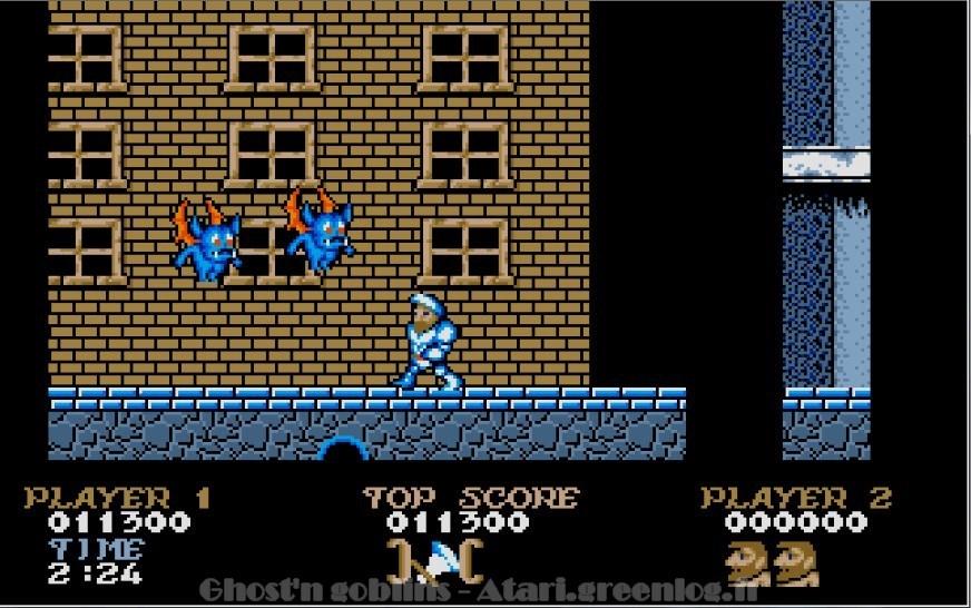 Ghosts'n Goblins : Impression d'écran 15