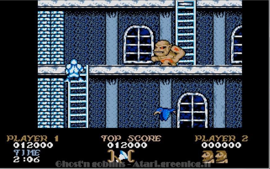 Ghosts'n Goblins : Impression d'écran 16