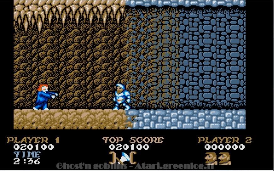 Ghosts'n Goblins : Impression d'écran 20