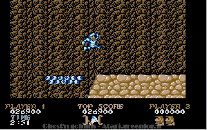 Ghosts'n Goblins : Impression d'écran 25