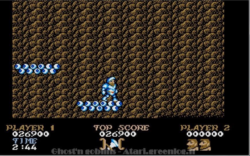 Ghosts'n Goblins : Impression d'écran 26