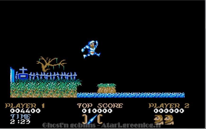 Ghosts'n Goblins : Impression d'écran 7