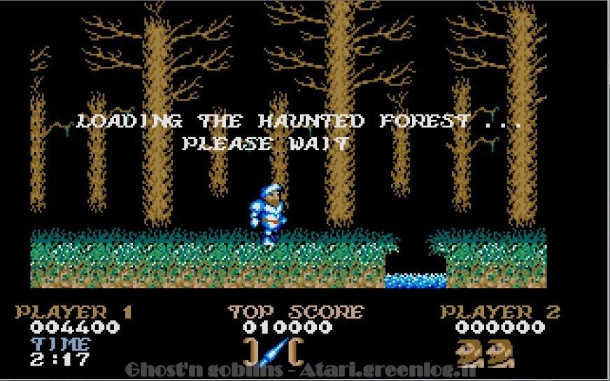 Ghosts'n Goblins : Impression d'écran 8