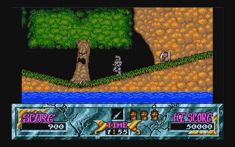 Ghouls and Ghosts : Impression d'écran 3