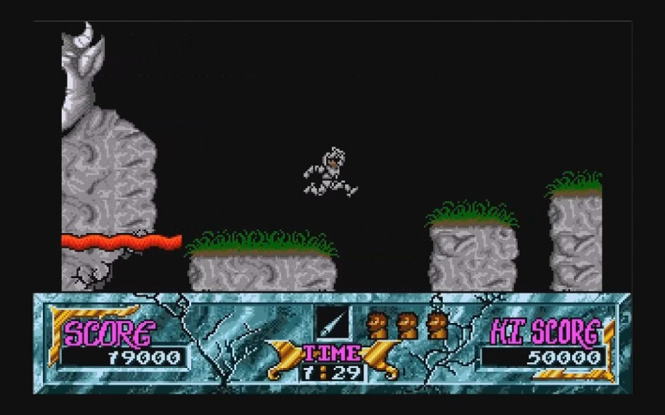 Ghouls and Ghosts : Impression d'écran 6