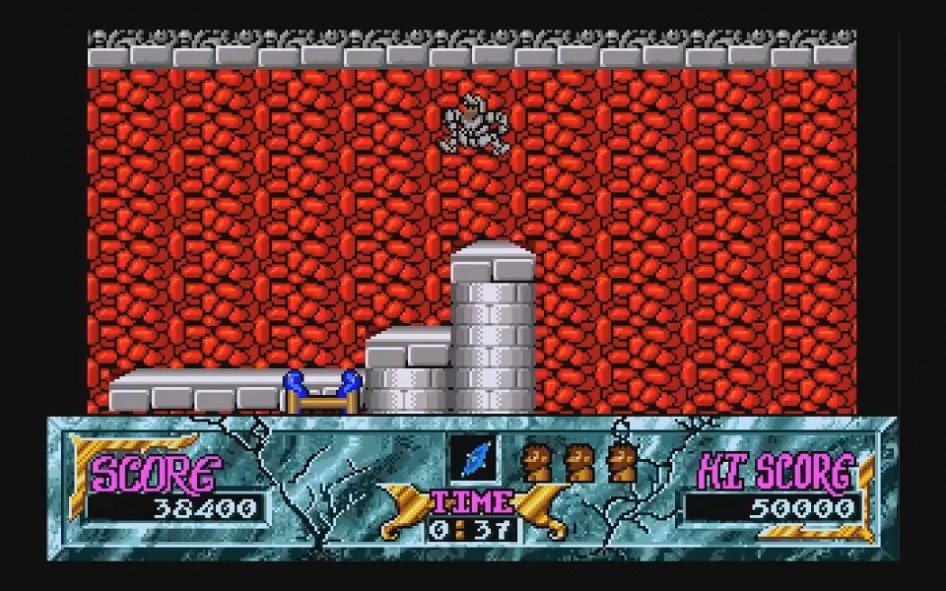 Ghouls and Ghosts : Impression d'écran 12