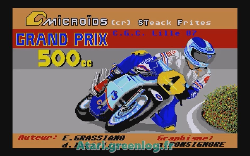Grand Prix 500cc