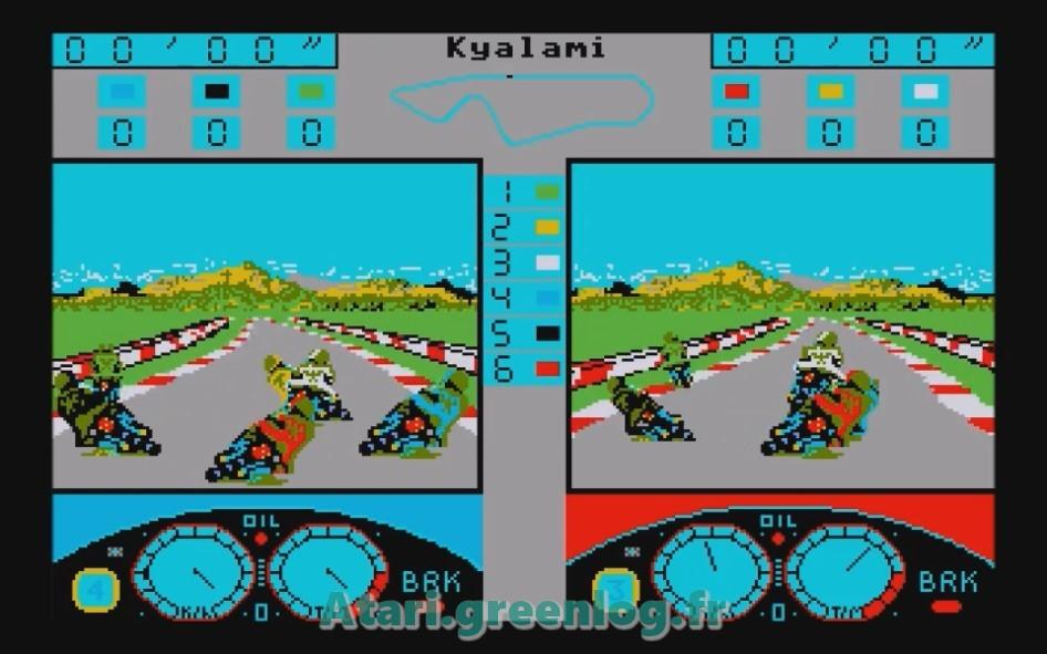 Grand Prix 500cc : Impression d'écran 4