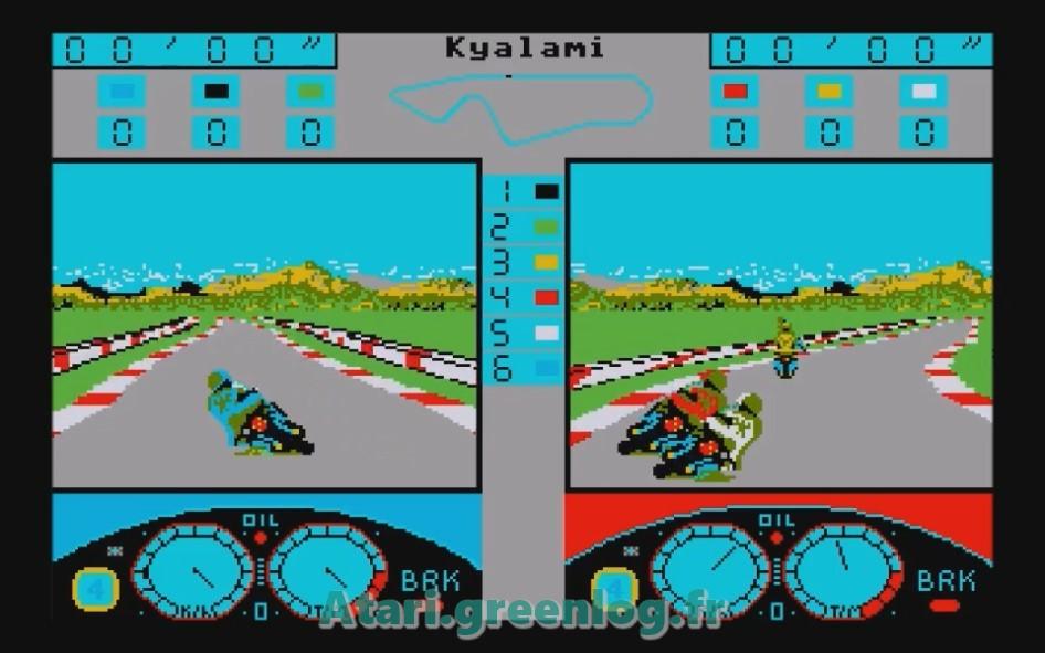 Grand Prix 500cc : Impression d'écran 7