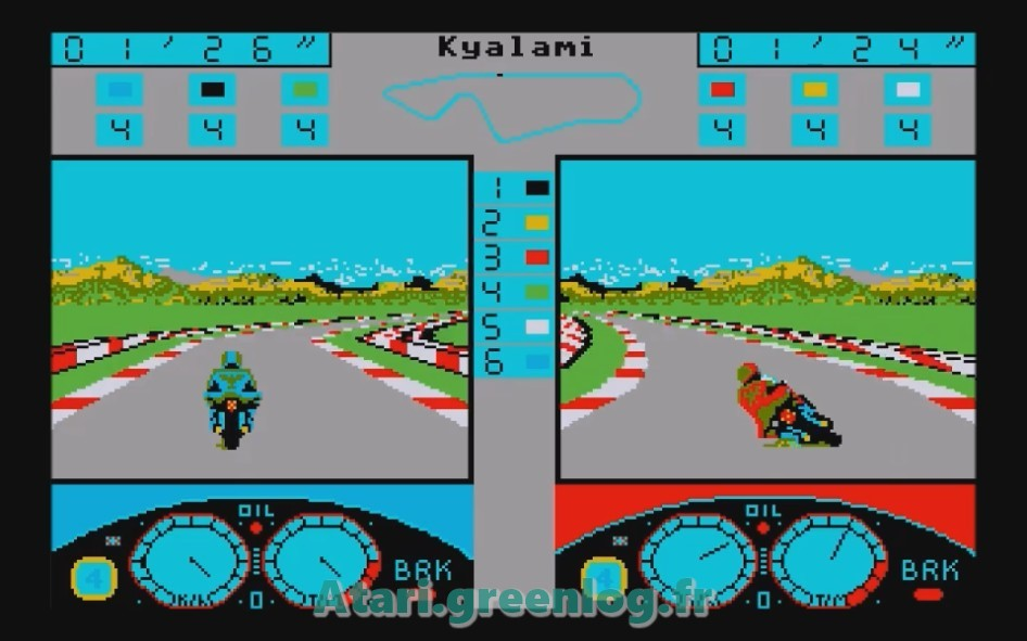Grand Prix 500cc : Impression d'écran 13