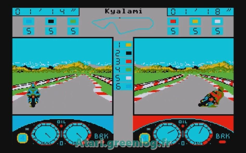 Grand Prix 500cc : Impression d'écran 14