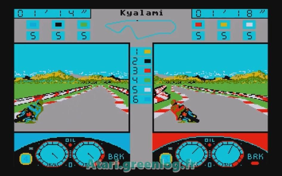 Grand Prix 500cc : Impression d'écran 15