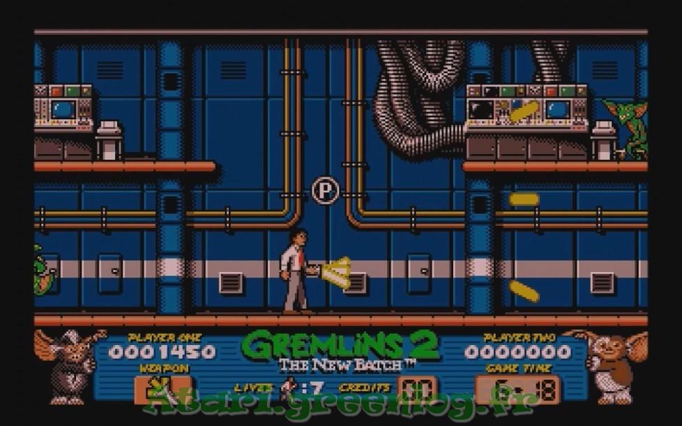 Gremlins 2 : Impression d'écran 10