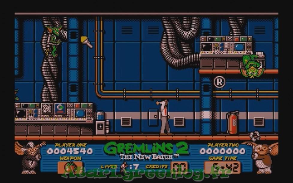 Gremlins 2 : Impression d'écran 12