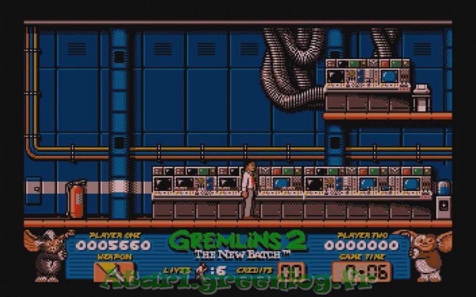 Gremlins 2 : Impression d'écran 13