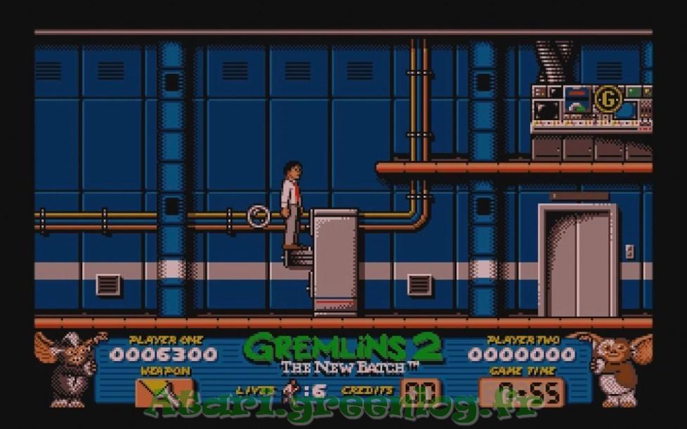 Gremlins 2 : Impression d'écran 14