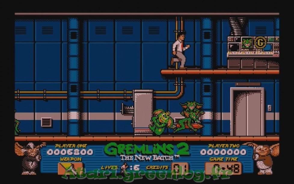 Gremlins 2 : Impression d'écran 15