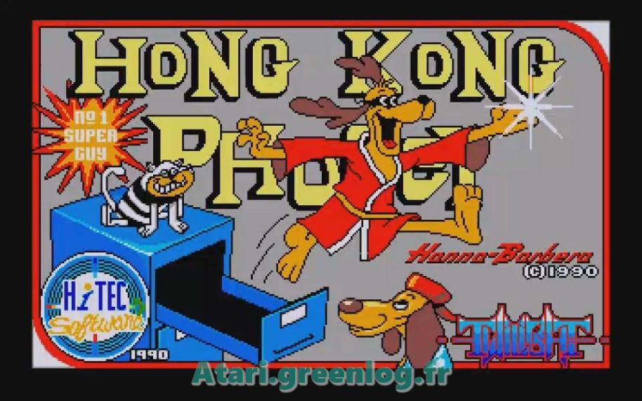 Hong Kong Phooey