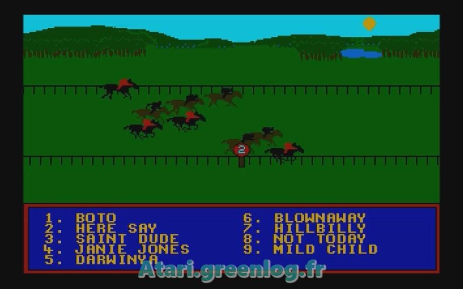 Horse Racung Simulator : Impression d'écran 17