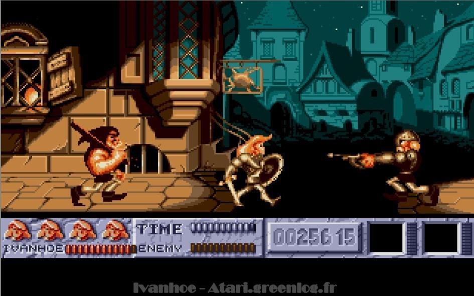 Ivanhoe : Impression d'écran 25