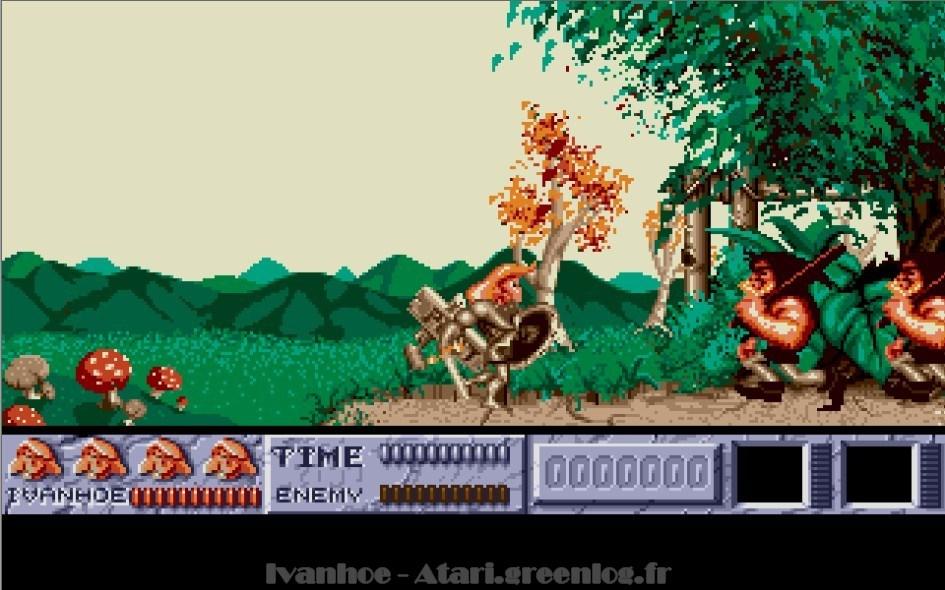 Ivanhoe : Impression d'écran 6