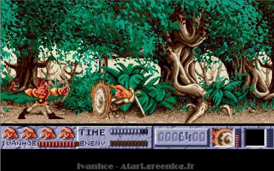 Ivanhoe : Impression d'écran 8