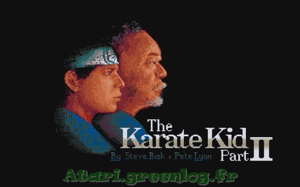 Karate Kid Part 2