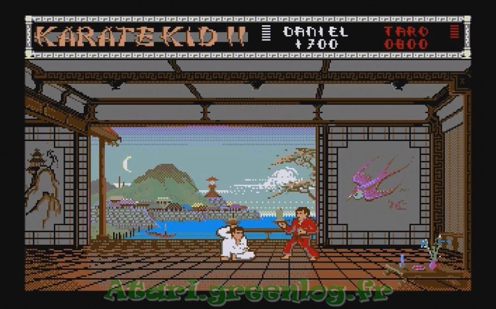 Karate Kid Part 2 : Impression d'écran 9