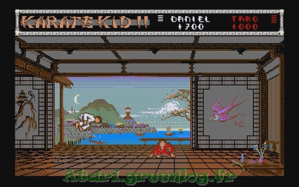 Karate Kid Part 2 : Impression d'écran 10