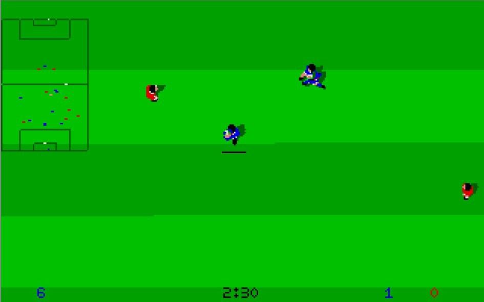 Kick Off : Impression d'écran 10