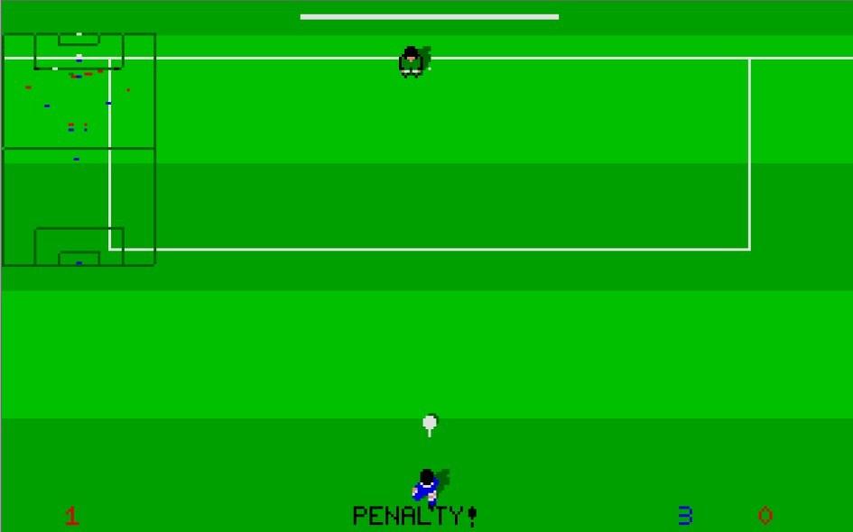 Kick Off : Impression d'écran 16
