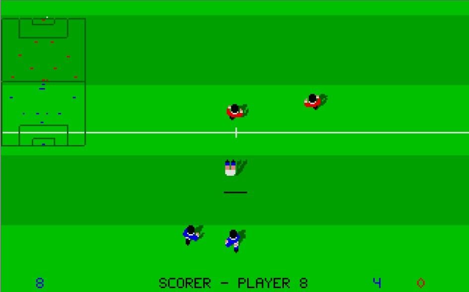 Kick Off : Impression d'écran 17