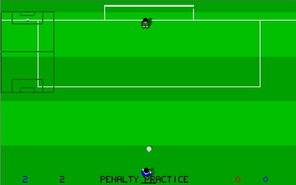 Kick Off : Impression d'écran 4