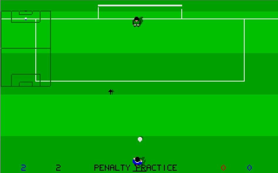 Kick Off : Impression d'écran 5