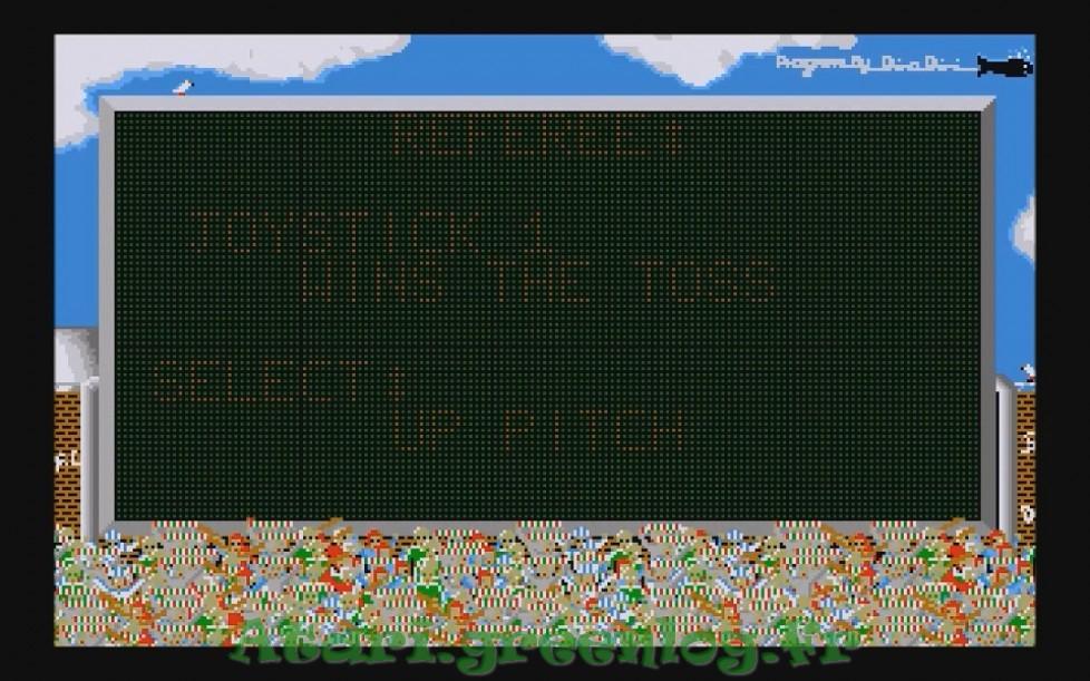 Kick Off Extra Time : Impression d'écran 5