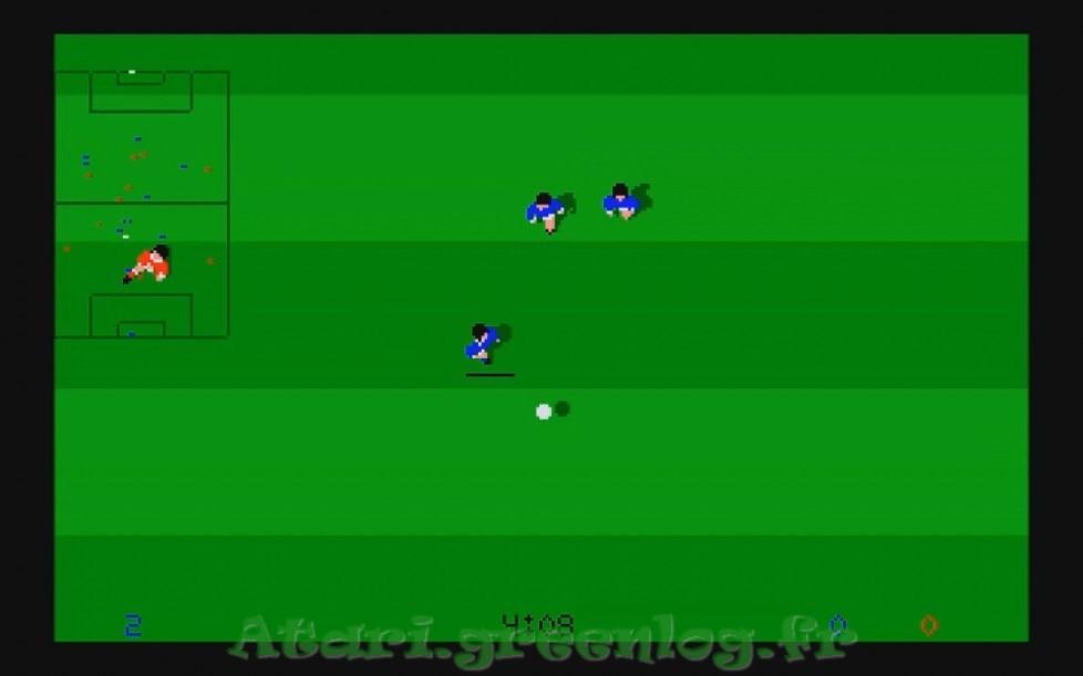 Kick Off Extra Time : Impression d'écran 6