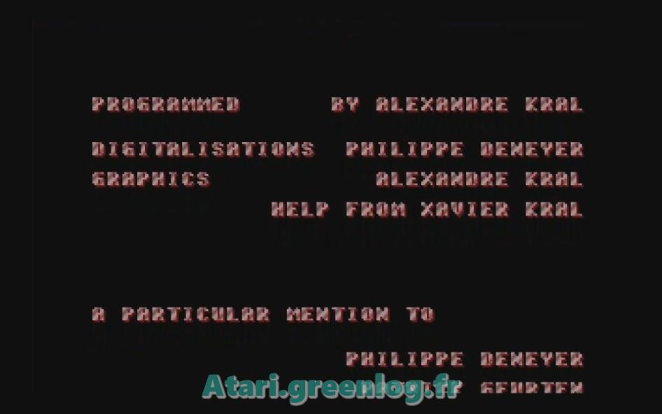 Krypton Egg : Impression d'écran 2