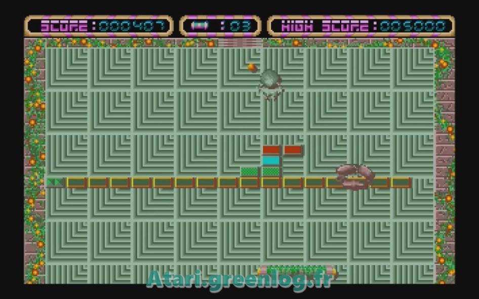 Krypton Egg : Impression d'écran 12