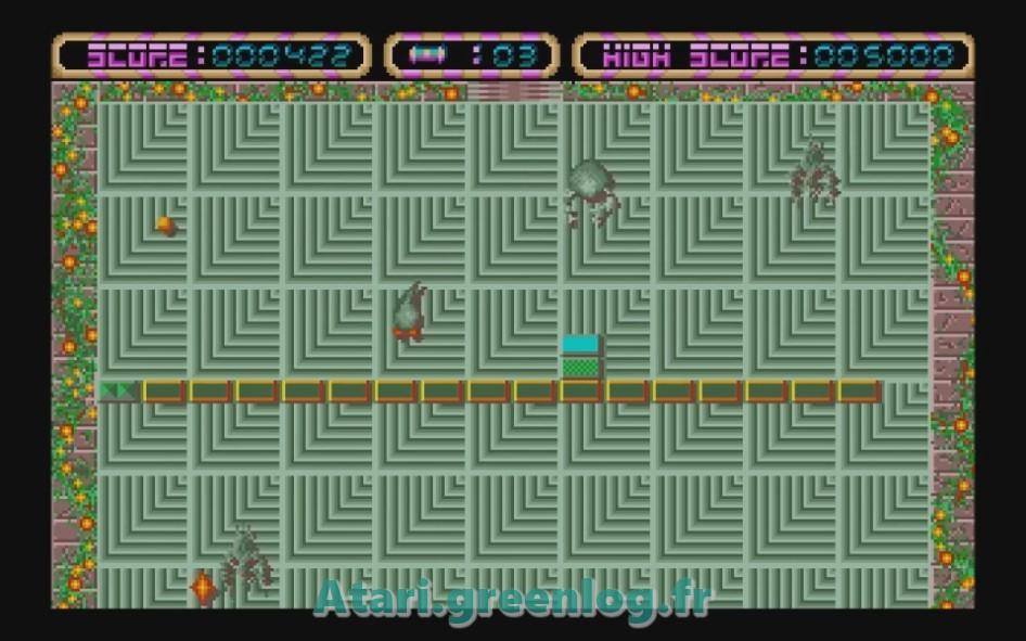 Krypton Egg : Impression d'écran 13