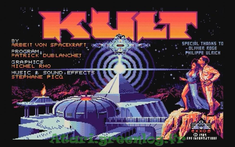 Kult : Impression d'écran 1