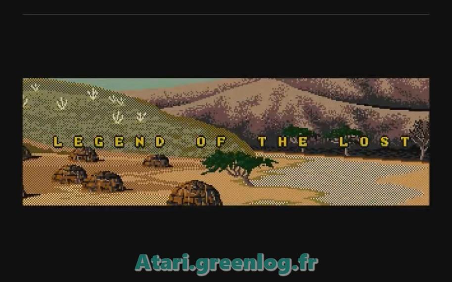 Legend Of The Lost : Impression d'écran 4