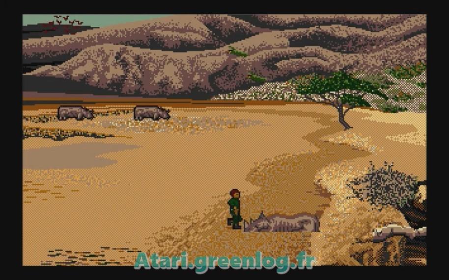 Legend Of The Lost : Impression d'écran 16