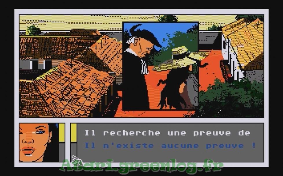 Les Passagers Du Vent : Impression d'écran 17