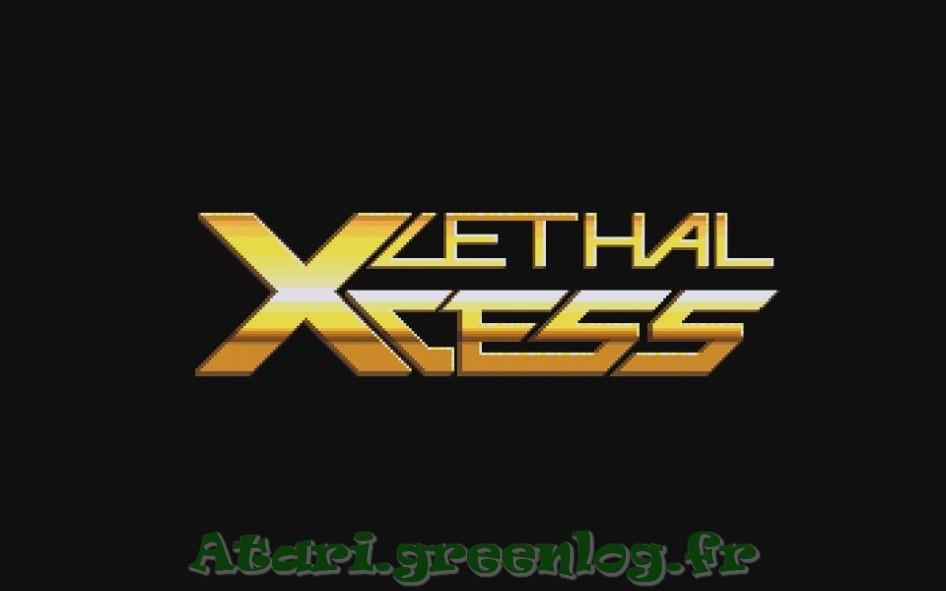 Lethal Xcess : Impression d'écran 3