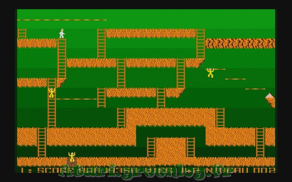 Lode Runner : Impression d'écran 11