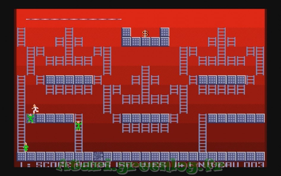 Lode Runner : Impression d'écran 14