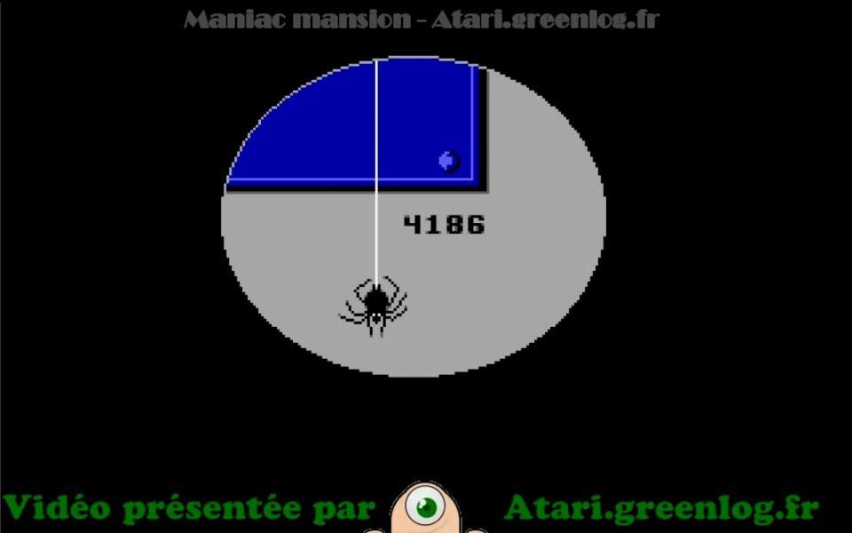 Maniac Mansion : Impression d'écran 28
