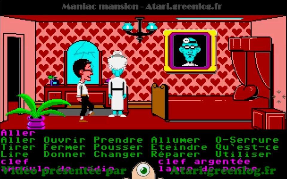 Maniac Mansion : Impression d'écran 29